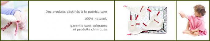 Produits naturels de puériculture