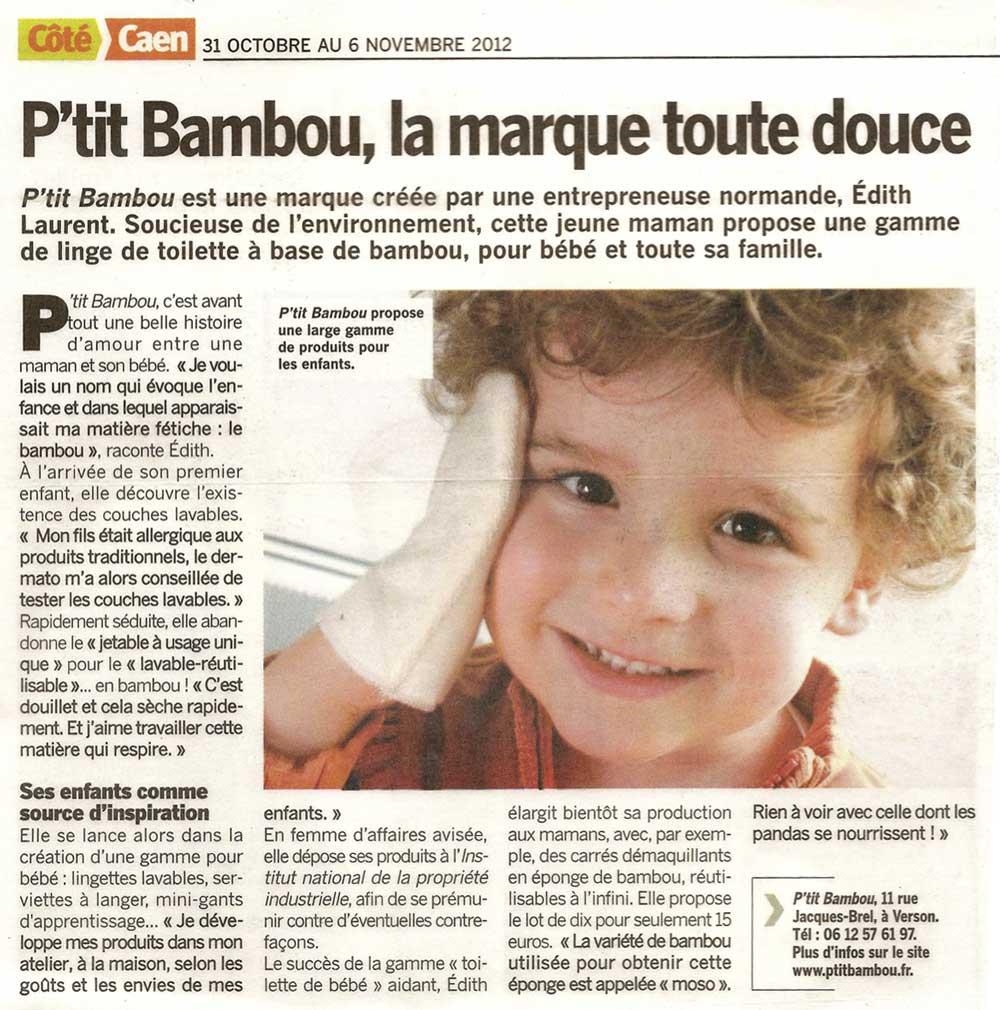 P'tit Bambou dans la presse 8
